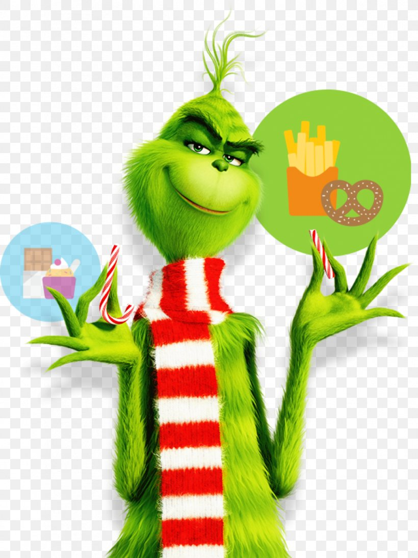 How The Grinch Stole Christmas! Christmas Day Image Clip Art.