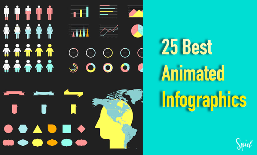 25 Best Animated Infographic Examples Online (For 2019).