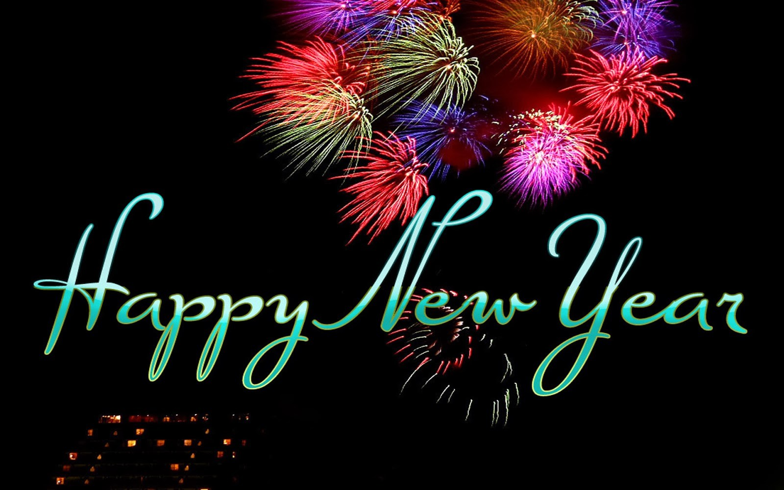 Animated happy new year clipart 4 » Clipart Portal.