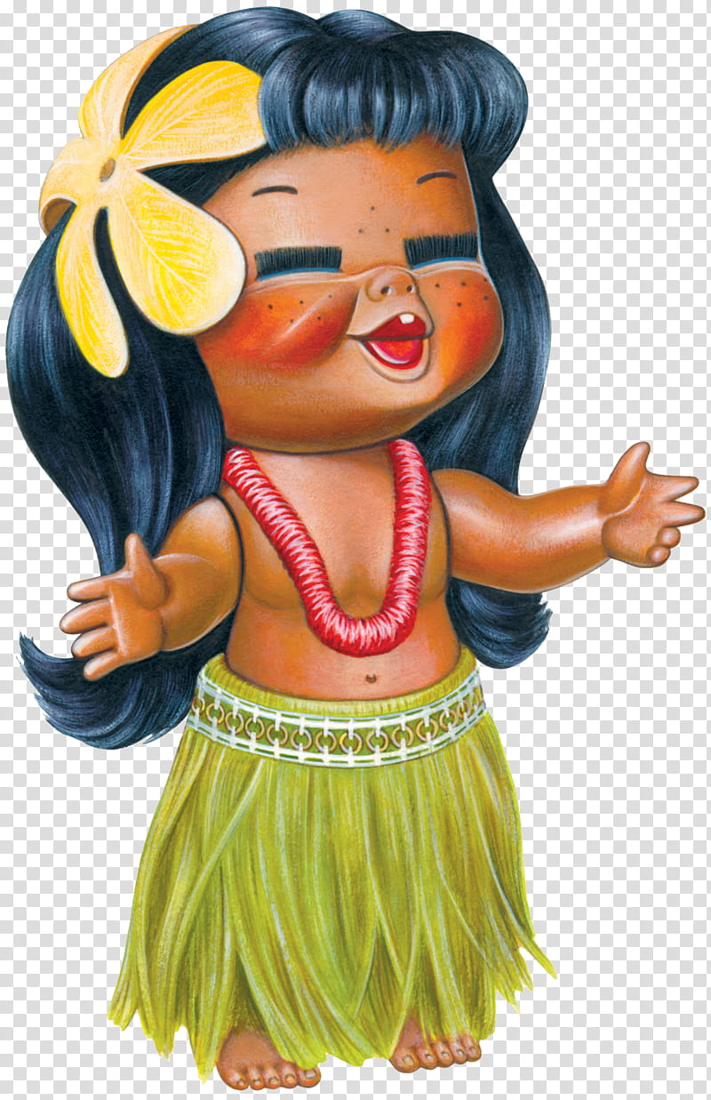 Hula Girl, Moana transparent background PNG clipart.