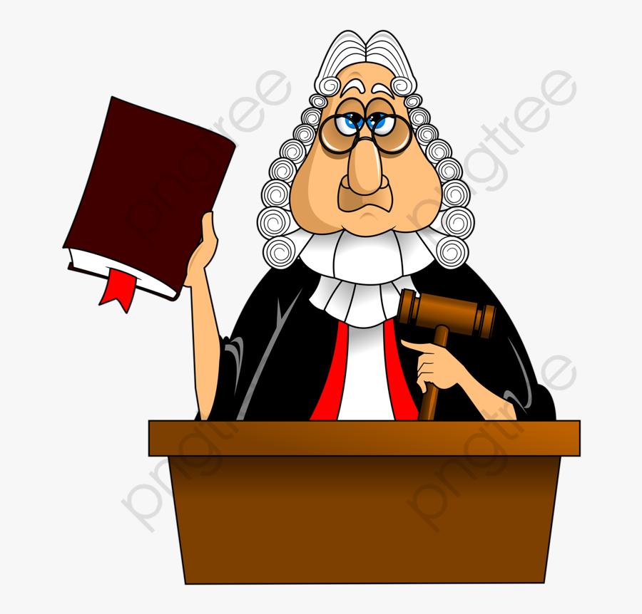 Court Judge Clipart.