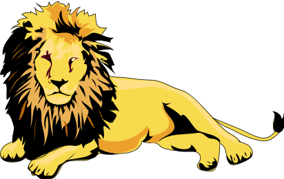 Free Pictures Of Animated Lions, Download Free Clip Art.