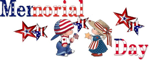 Free^ Memorial Day Clipart Images, Animated Gifs Pictures.