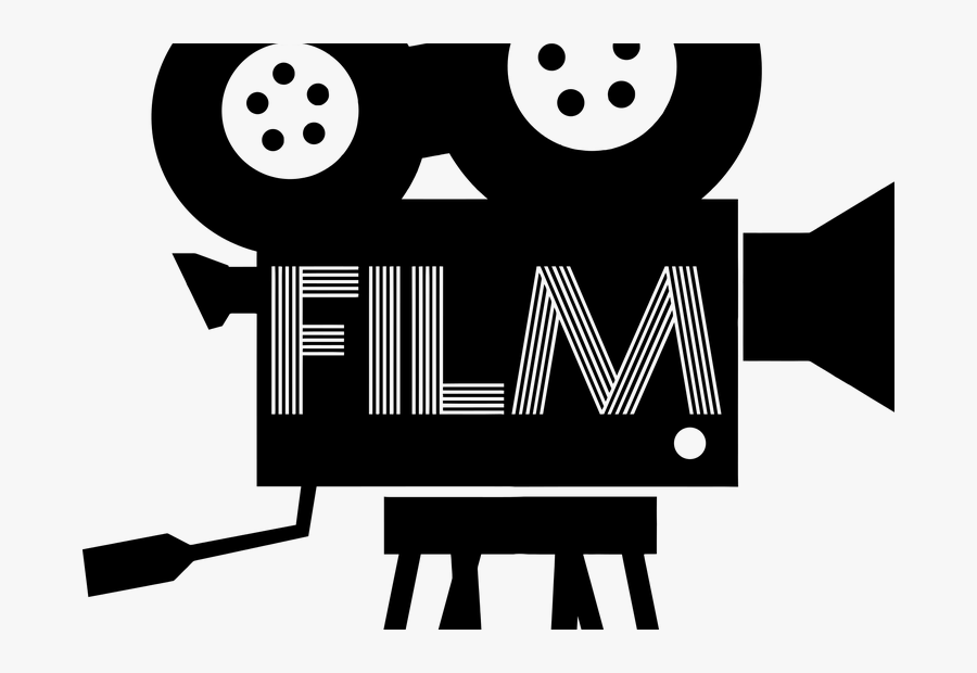 Old Fashioned Movie Camera Clipart , Free Transparent.