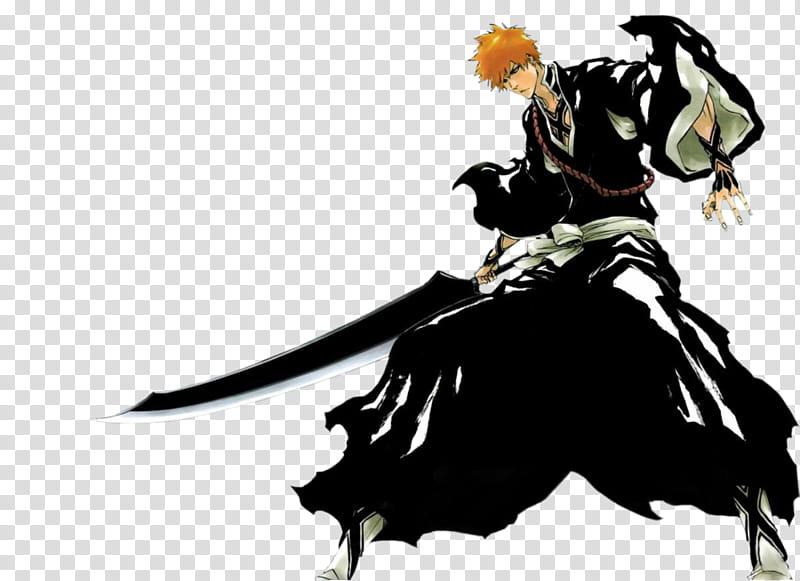 Bleach color spread render, Bleach Final Arc Spread anime.