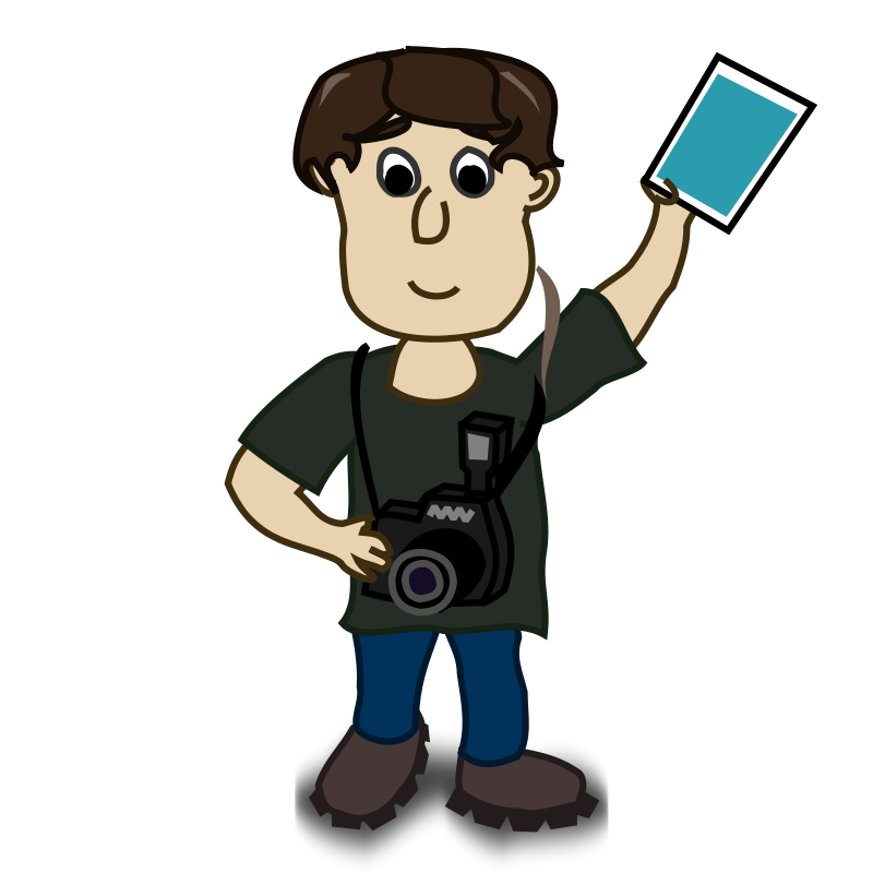 Free Photographer Cliparts, Download Free Clip Art, Free.
