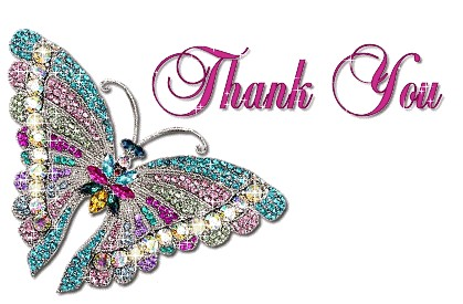 antimated thank you clipart #8