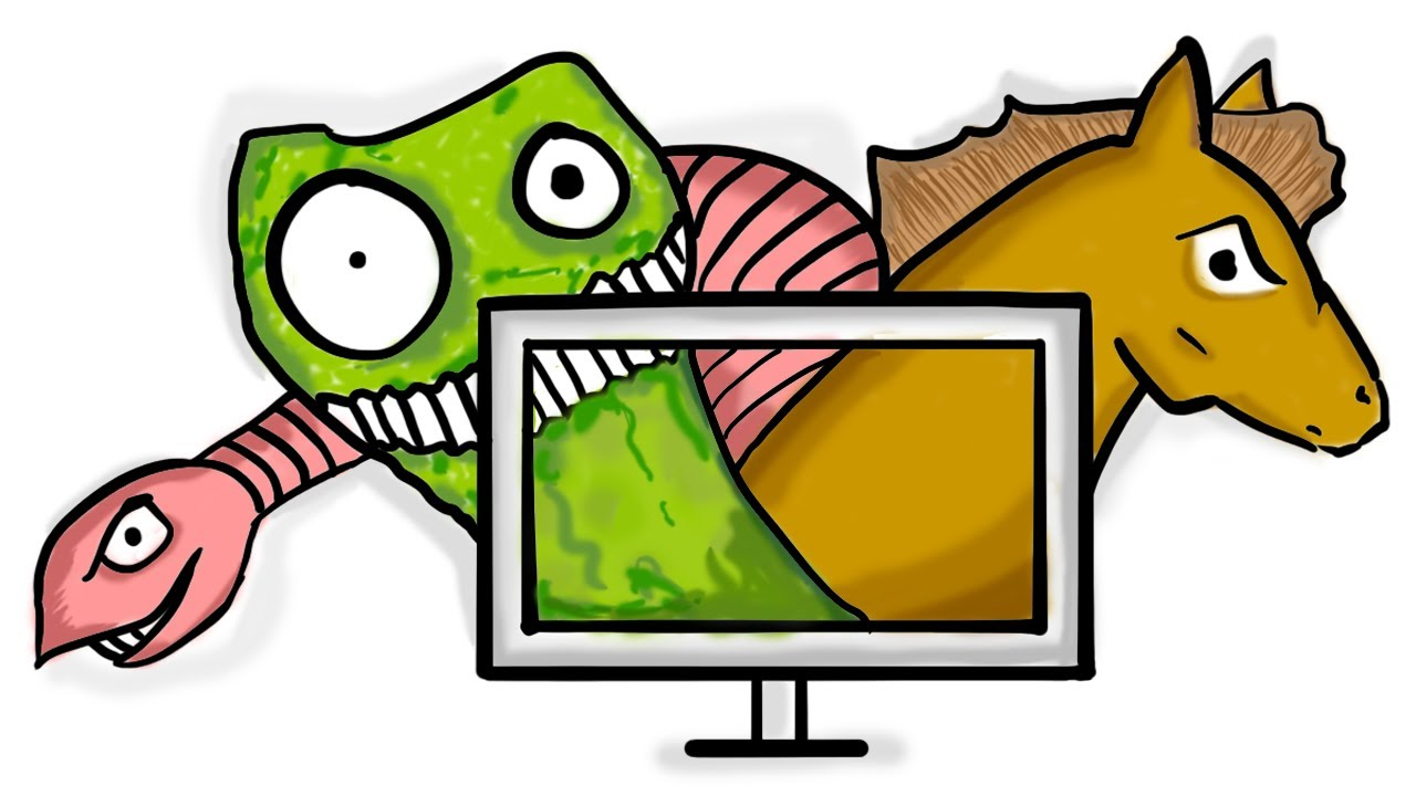 Free Computer Worms Animation, Download Free Clip Art, Free.