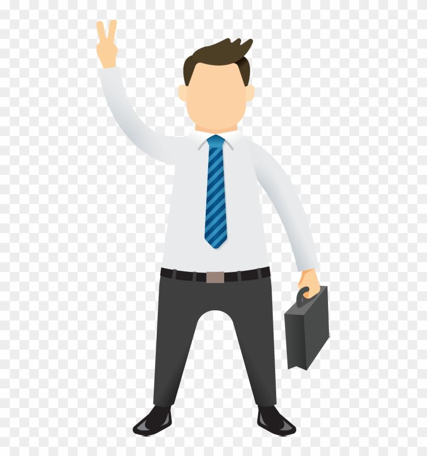 Businessman clipart animated, Businessman animated.