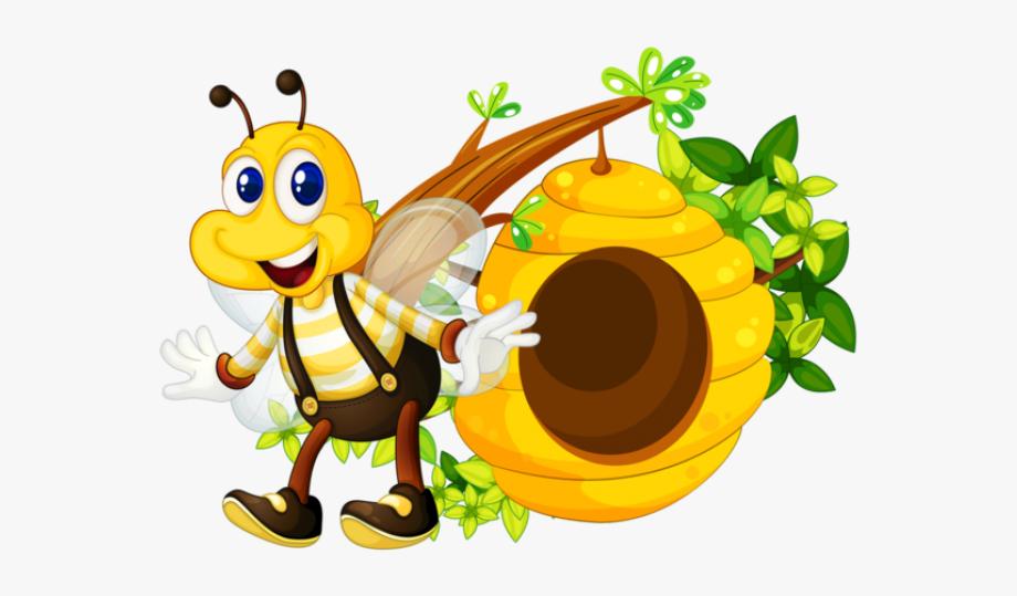 Honey Bee Clipart Png , Transparent Cartoon, Free Cliparts.