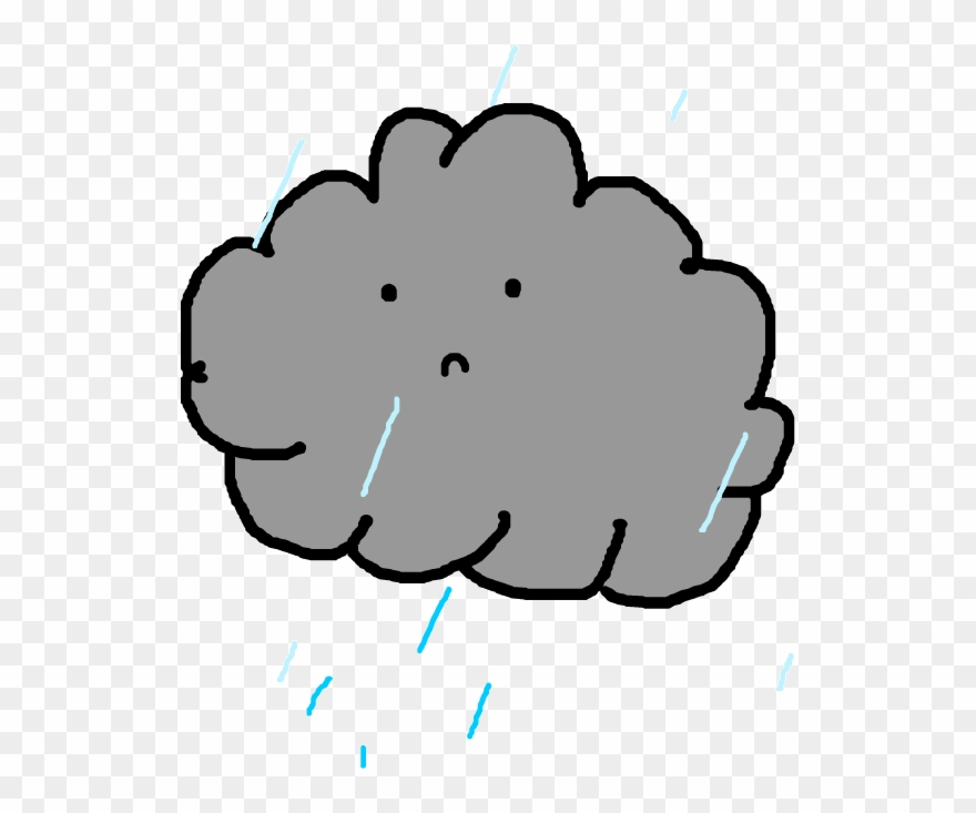 Cloud Rain Animated Gif 4 Gif Images Download Rainy.
