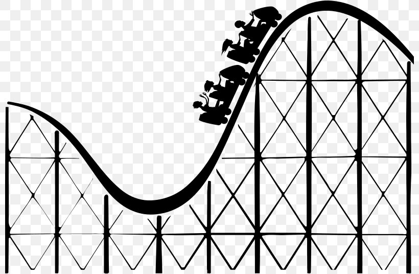 The Roller Coaster Free Content Clip Art, PNG, 800x536px.