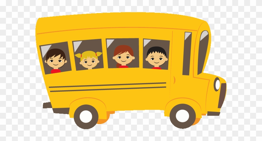 Animated School Bus Free Download Best Animated School.