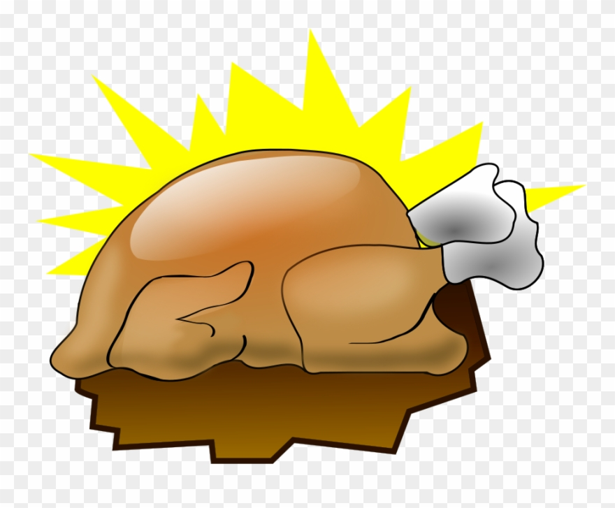 Cooked Turkey Clipart Bclipart Png.