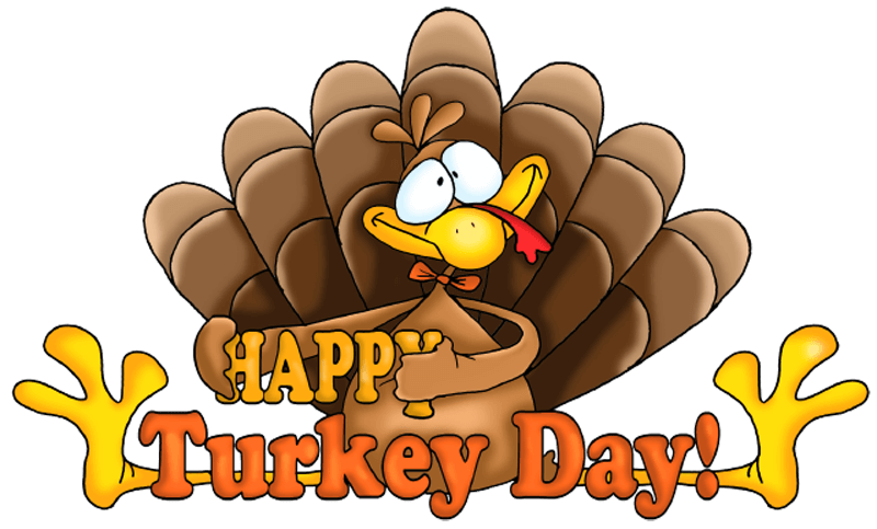 Free Thanksgiving Turkey Clipart.