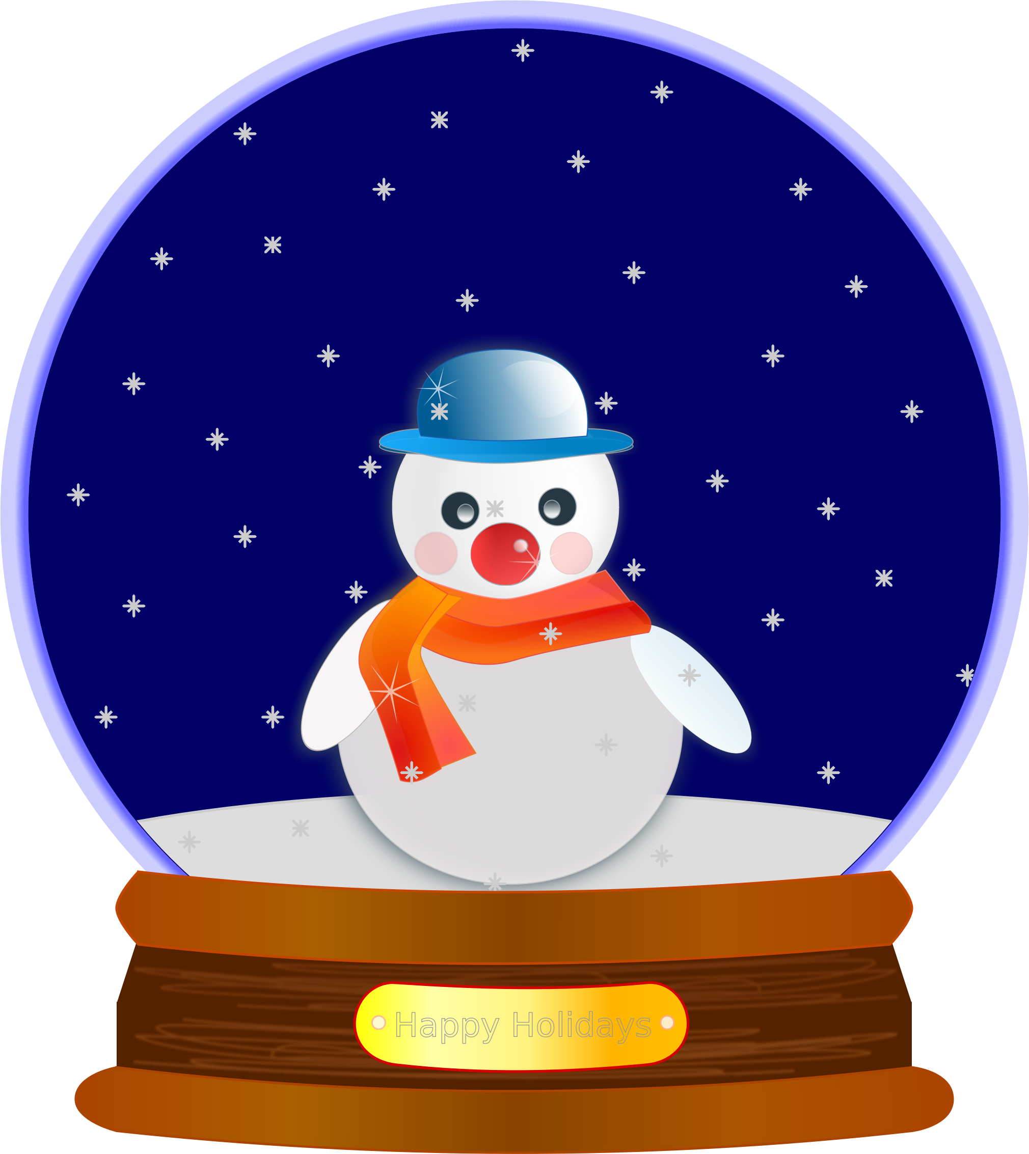 Winter clipart animated, Winter animated Transparent FREE for.