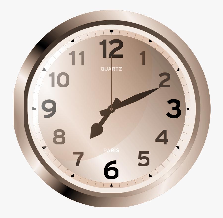 Javascript Modern Clock.