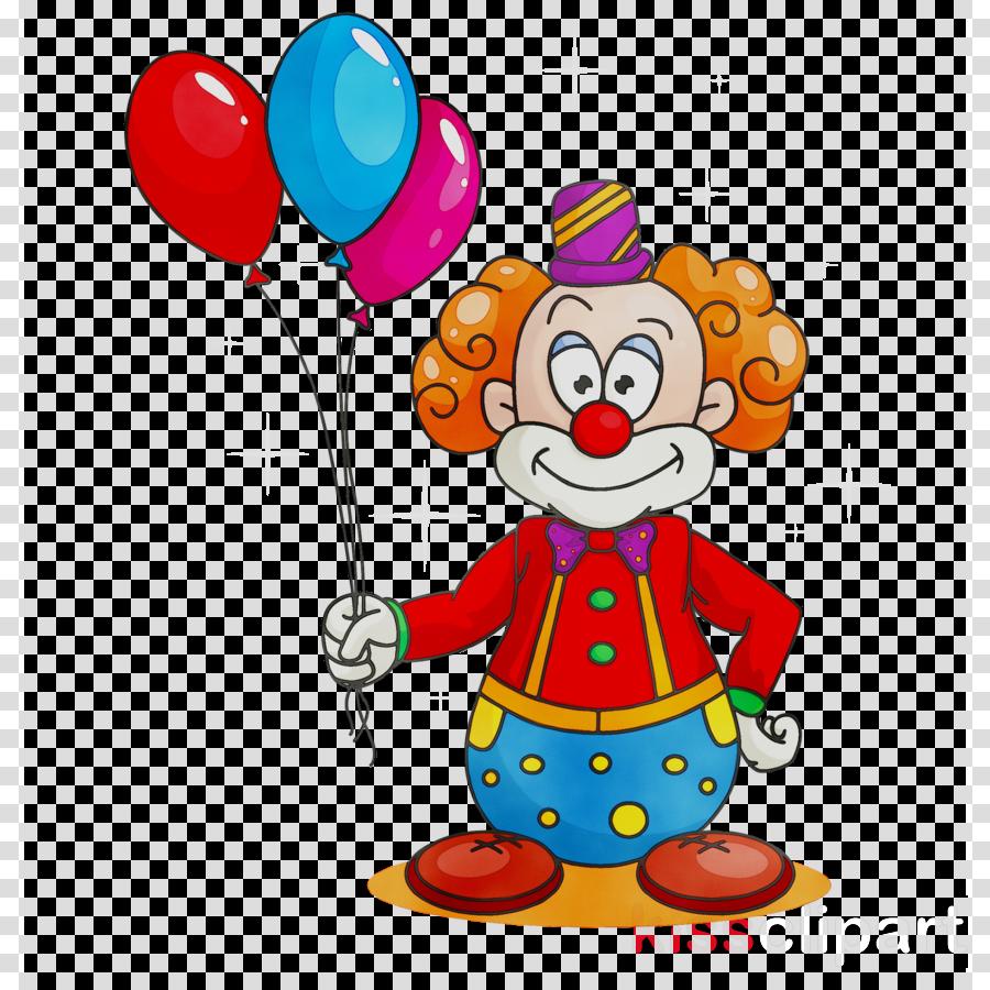 Balloon Illustration clipart.