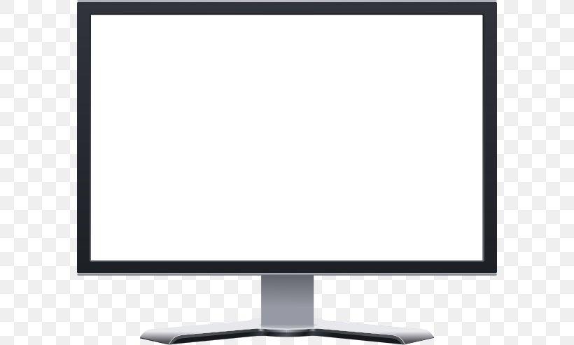 Computer Monitors Free Content Clip Art, PNG, 600x493px.