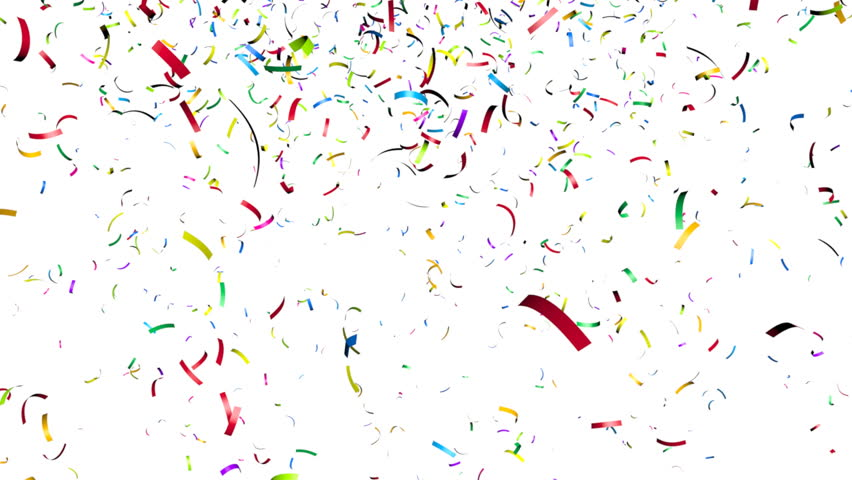 Animated clipart confetti, Animated confetti Transparent.