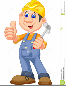 Animated Clipart Of Construction Workers.