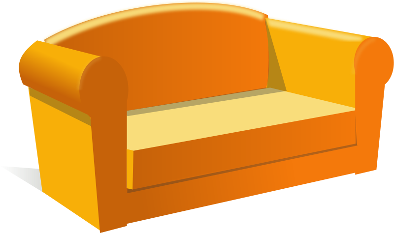 Free Cartoon Couch Png, Download Free Clip Art, Free Clip.