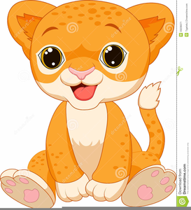Cute Cougar Clipart & Free Clip Art Images #29619.