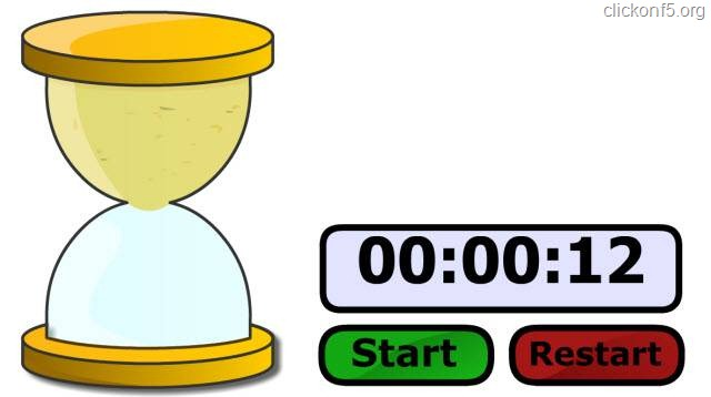 5 Ultimate Online Alarm or Timer Stopwatch.