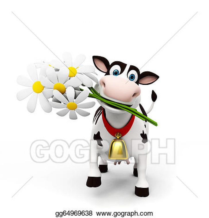 funny cow clipart animated.