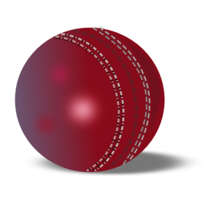 Cricket Ball Clip Art at Clker.com.
