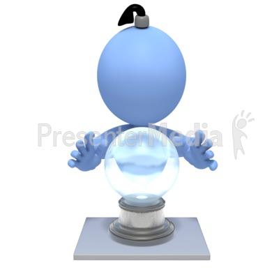 Fortune Teller Crystal Ball.