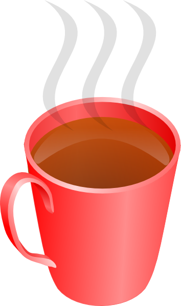 Rau A Cup Of Tea Clip Art at Clker.com.