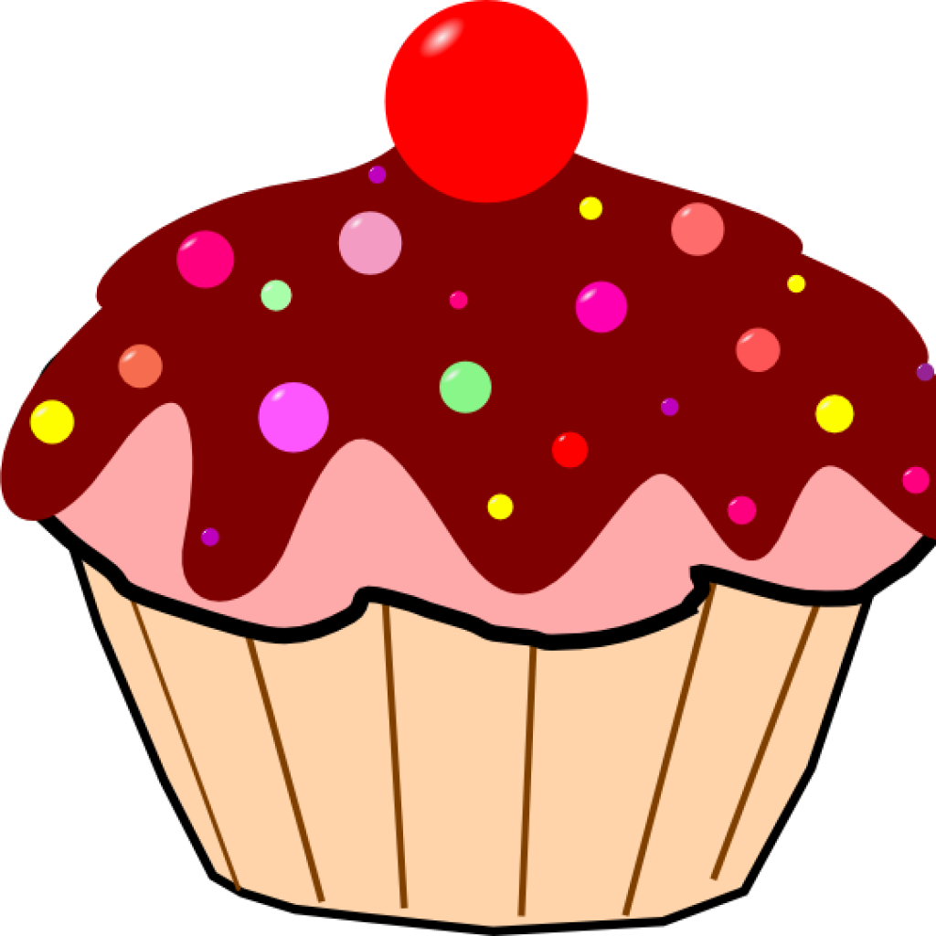 Clipart cupcake animated, Clipart cupcake animated.