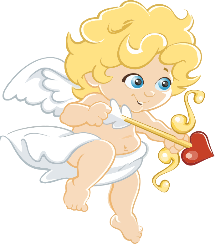 Cupid clipart cartoon, Cupid cartoon Transparent FREE for.