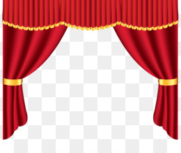 Stage Curtains PNG.