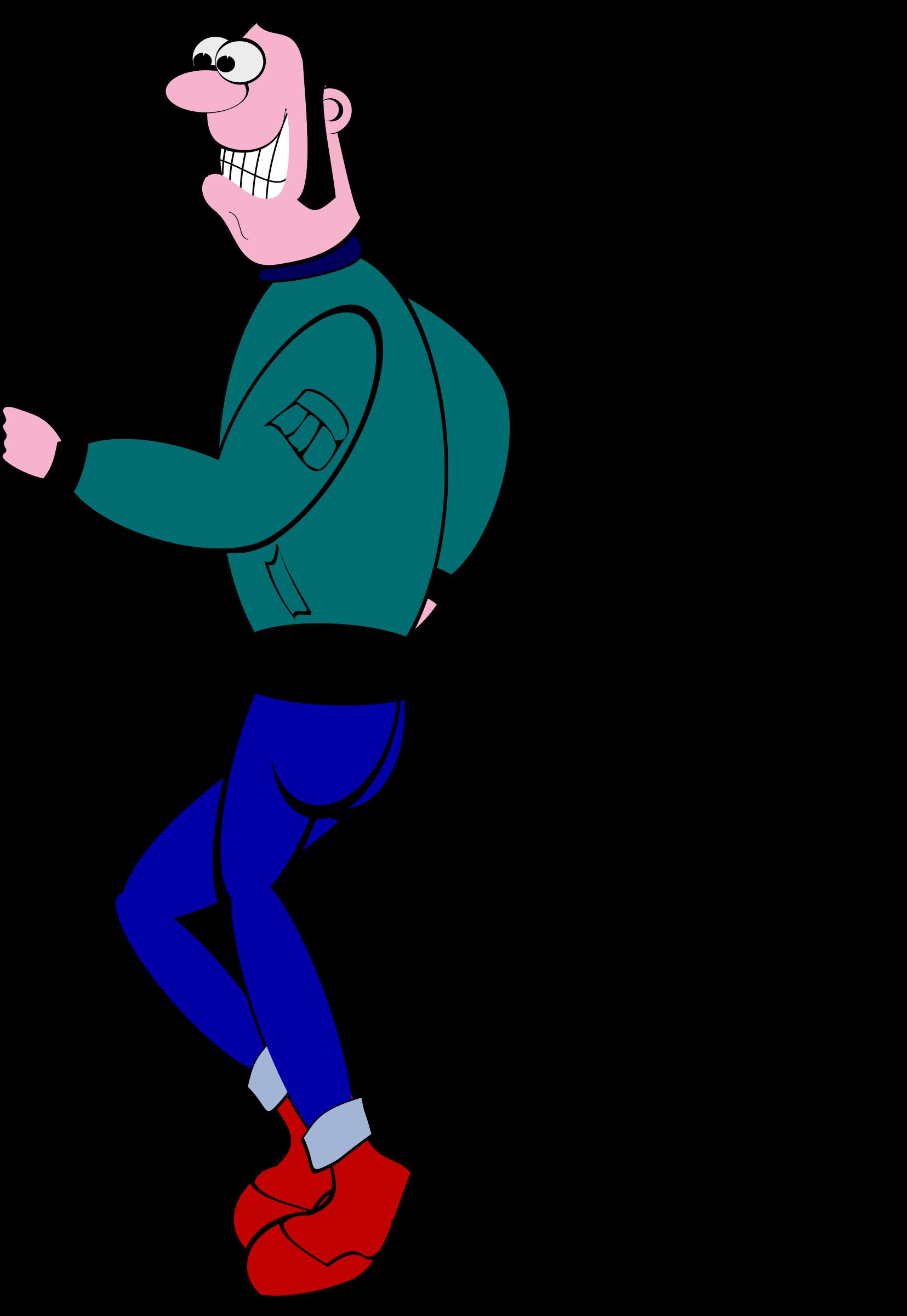 Download Animated Dancing People Dancing Man Clip Art Free.