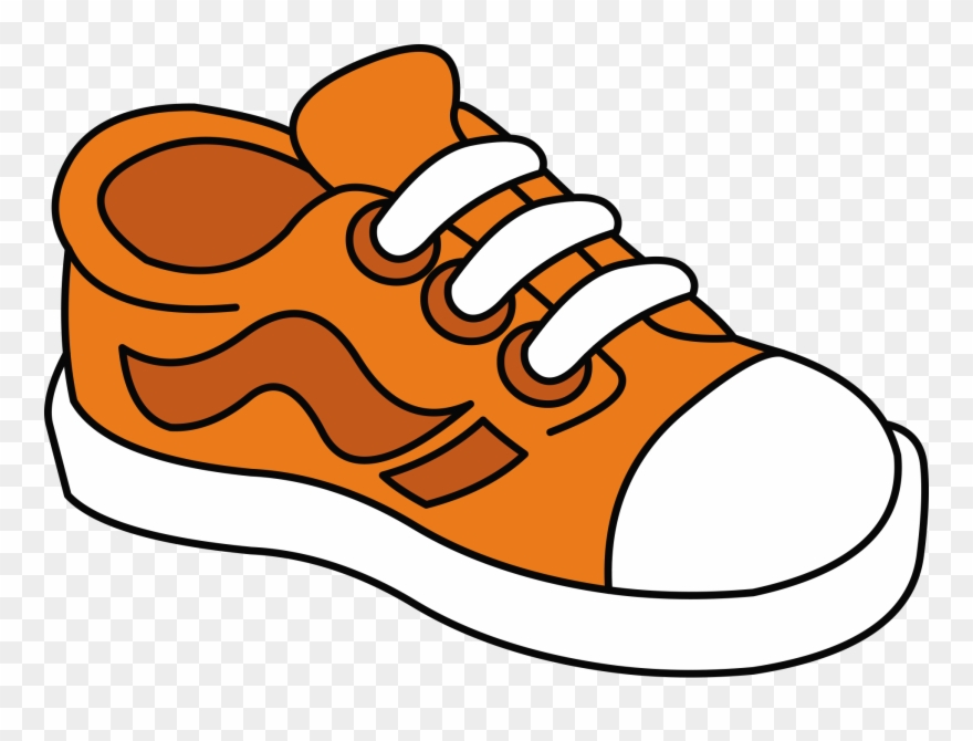 Gym Shoes Clipart Animated.