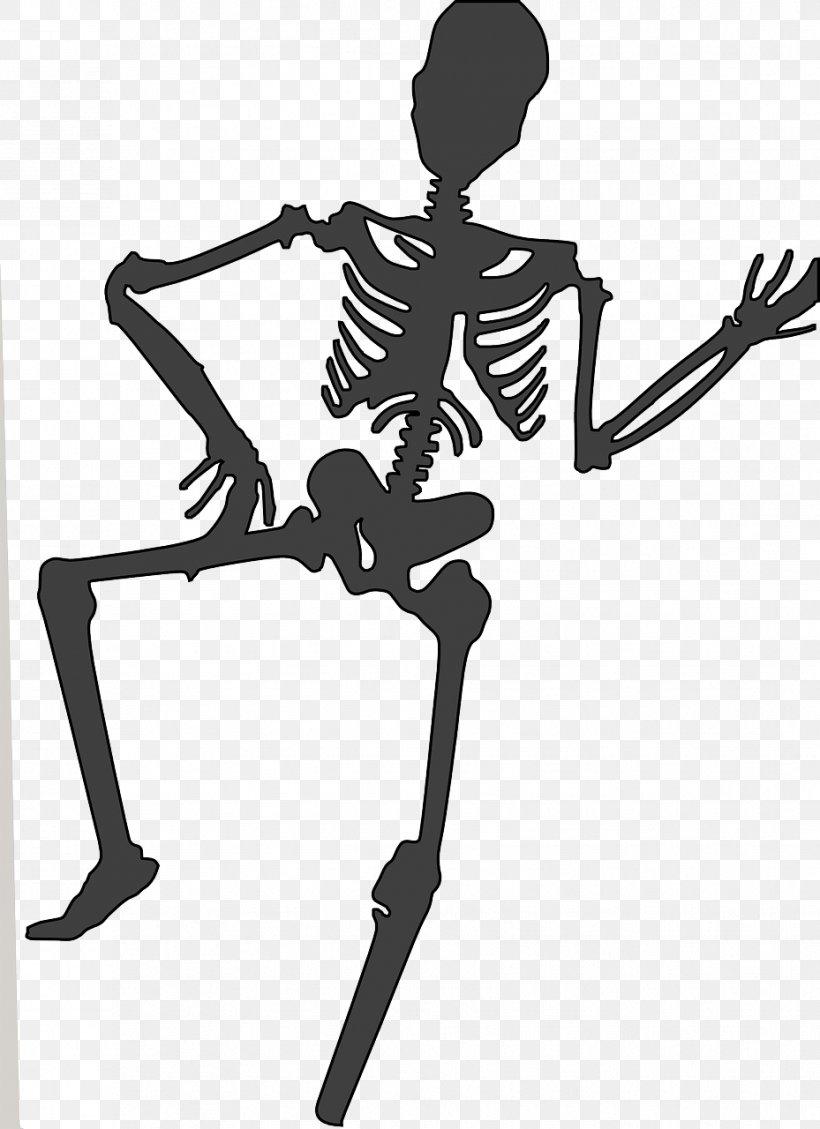Human Skeleton Dance Drawing Clip Art, PNG, 929x1280px.