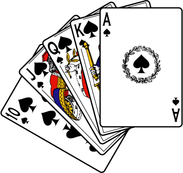 Playing cards Graphics and Animated Gifs.