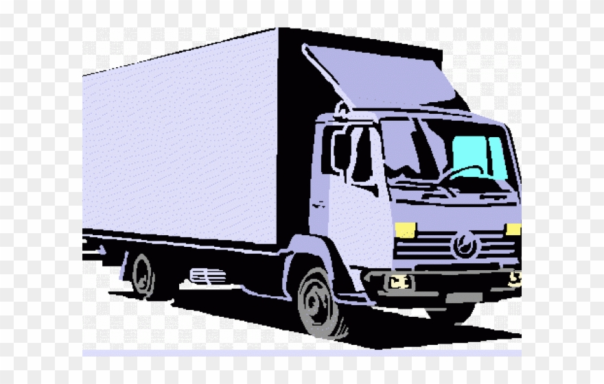 Truck Clipart Animation.