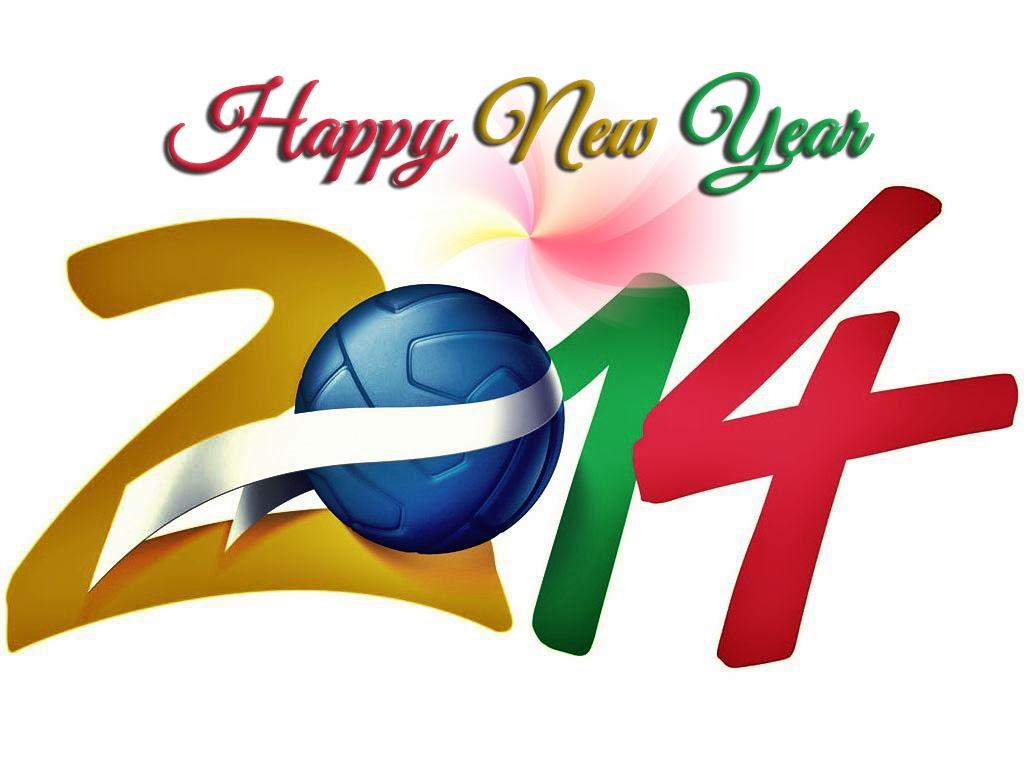 New Year Animated Clip Art.
