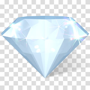 Cartoon Diamond transparent background PNG cliparts free.
