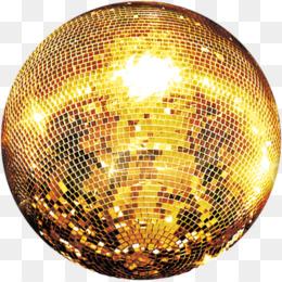 Disco Ball PNG.