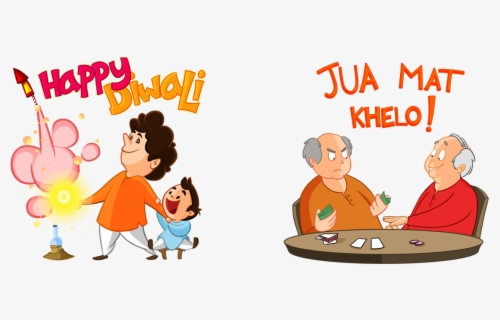 Free Diwali Clip Art with No Background , Page 4.