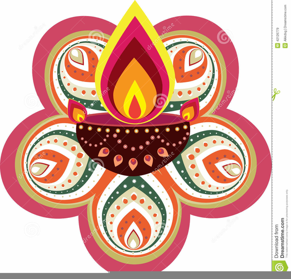 Animated Diwali Clipart.
