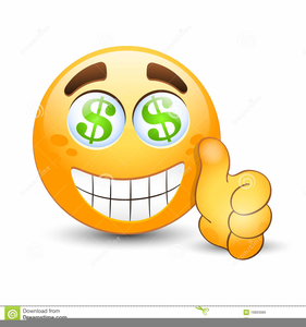 Animated Clipart Dollar Free Sign.