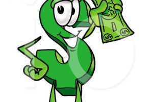 Animated dollar sign clipart 2 » Clipart Portal.