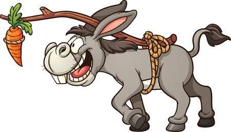 8,547 Donkey Cliparts, Stock Vector And Royalty Free Donkey.