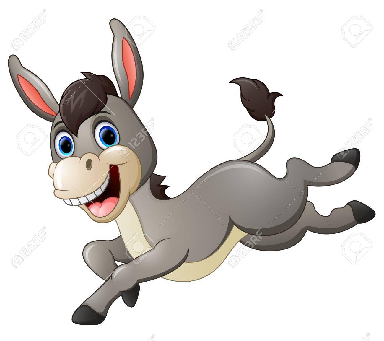 Donkey Cartoon Images.