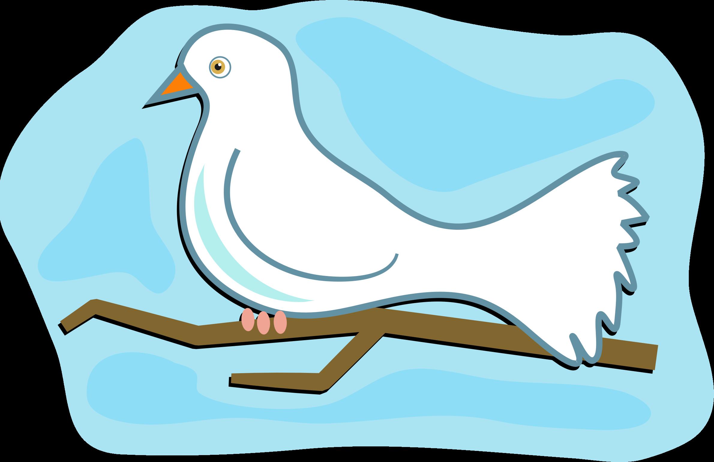 Dove clipart cartoon, Dove cartoon Transparent FREE for.